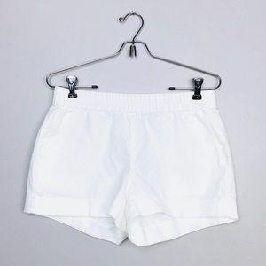 J Crew Women's Linen Blend Shorts Sz 6